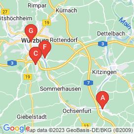 Standorte von Pflege / Gesundheit / Bildung Jobs in Giebelstadt - Juni 2018