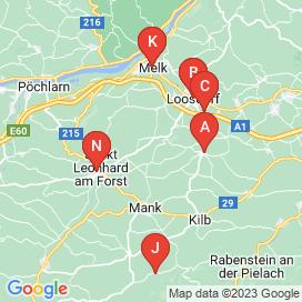 Standorte von Jobs in Kilb - Juni 2018