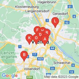 Standorte von 260+ Führerschein Klasse B Jobs in Wien - Juli 2018