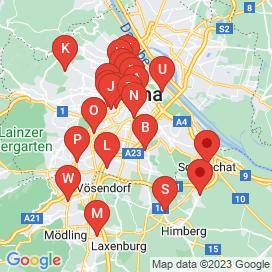 Standorte von Jobs und Stellenangebote in Brunn Am Gebirge - April 2018