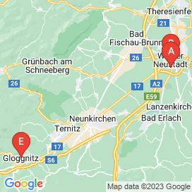 Standorte von Fachberater Jobs in Neunkirchen - August 2018