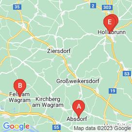Standorte von Jobs in Ameisthal - Mai 2018