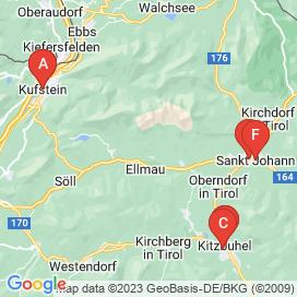 Standorte von Gute Deutschkenntnisse Jobs in Ellmau - Mai 2018