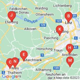 Standorte von Vollzeit Jobs in Oftering - Mai 2018