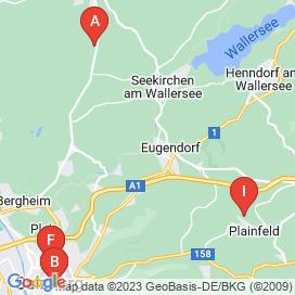 Standorte von IT Jobs in Hof Bei Salzburg - Juni 2018