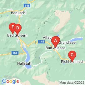 Standorte von Jobs in Obertraun - Juli 2018