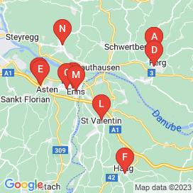 Standorte von Vertrieb Jobs in Sankt Valentin - Juni 2018