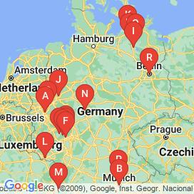 Standorte von 3480+ Anlagen Jobs  - August 2018