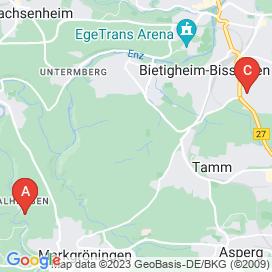 Standorte von Elektronik / Installation Jobs in Bietigheim-Bissingen (Bezirk Bietigheim)