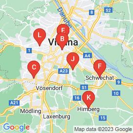 Standorte von 10+ Hochbau Jobs in Wien - Juli 2018