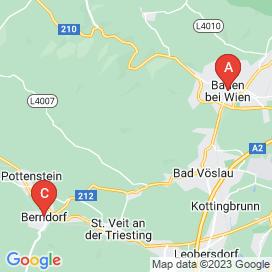 Standorte von Außendienstmitarbeiterin Jobs in Leobersdorf - April 2018
