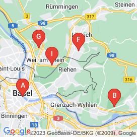 Standorte von Handel Jobs in Kaiseraugst - Mai 2018