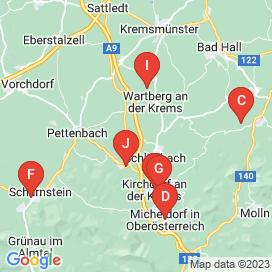 Standorte von Vollzeit Jobs in Kirchdorf an der Krems - Juni 2018