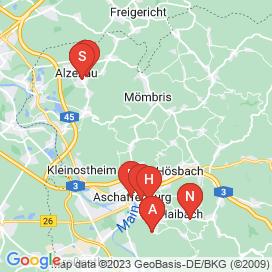 Standorte von Jobs in Goldbach - Juni 2018