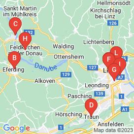 Standorte von Service Jobs in Ottensheim - Mai 2018