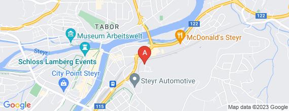 Standort von CNC Maschinenbediener (m/w)
