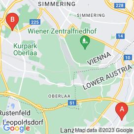 Standorte von Make-Up Artist Jobs in Mödling - Mai 2018