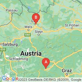 Standorte von Alarm Jobs  - Mai 2018