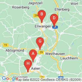 Standorte von Einkauf / Lager / Transport Jobs in Adelmannsfelden - Juni 2018