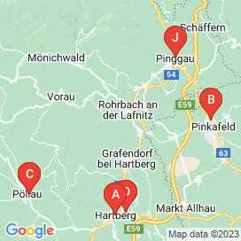 Standorte von Jobs in Lafnitz - Mai 2018