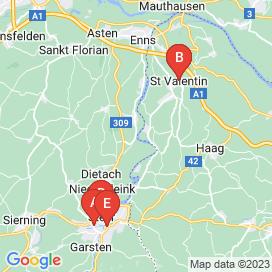Standorte von InstallateurIn Jobs in Haag - Juni 2018