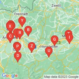 Standorte von Jobs in Wiener-Straße-67 - Juni 2018