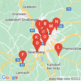 Standorte von Kaufmaennischer-Leiter Jobs in Graz - Juni 2018