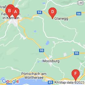 Standorte von Jobs in Sankt Martin Am Techelsberg - Mai 2018