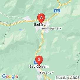 Standorte von Jobs in Bad Ischl - Mai 2018