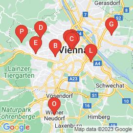 Standorte von 70+ Office Büro / Administration Jobs in Wien - Juli 2018