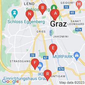 Standorte von 170+ Jobs in Kärntner Straße, Graz - August 2018