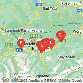 Standorte von 10+ Lagerlogistiker Jobs in Tirol - Juli 2018