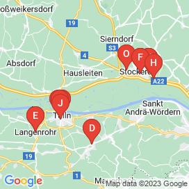 Standorte von Jobs in Tulln an der Donau - Juni 2018