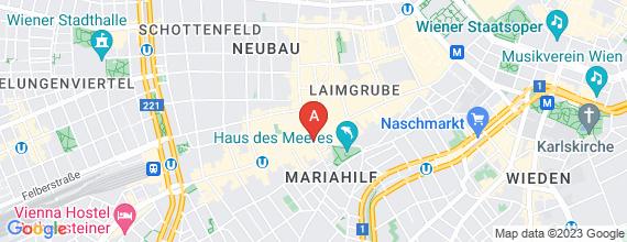 Standort von stv. Filialleiter/in Raum Wien 10./11./23. Bezirk