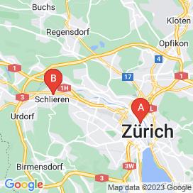 Standorte von Jobs in Schlieren - August 2018