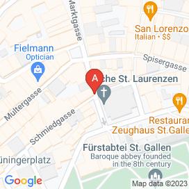 Standorte von Jobs in St. Gallen (St. Gallen) - Juli 2018