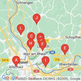 Standorte von 20 Vollzeit Jobs in Fischingen - Stellenangebote von 560 bis 2500 EUR