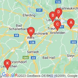 Standorte von Gute handwerkliche Fähigkeiten Jobs in Linz-Land - Mai 2018
