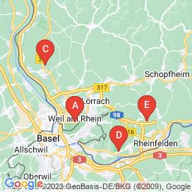 Standorte von Mechaniker Jobs in Lörrach - Juni 2018