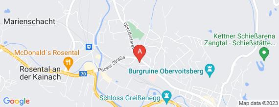 Standort von Verkaufsmitarbeiter/in 8570 Voitsberg, Conrad v. Hötzendorfstr. 51 (20 Std./Woche)
