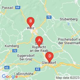 Standorte von Bedienung Jobs in Gleisdorf - Juli 2018