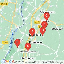 Standorte von Mechaniker Jobs in Mahlberg - Juni 2018