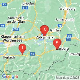 Standorte von Jobs in Sittersdorf - Juli 2018