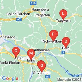 Standorte von Jobs und Stellenangebote in Schwertberg - April 2018