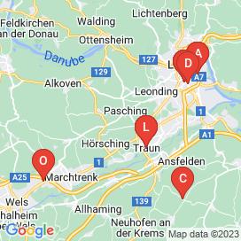 Standorte von Lagerfacharbeiter Jobs in Ansfelden - April 2018