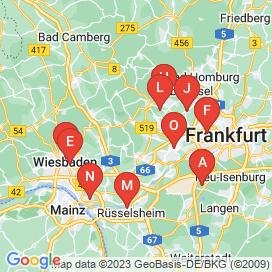 Standorte von Jobs in Hofheim Am Taunus (Hofheim Am Taunus) - Juni 2018