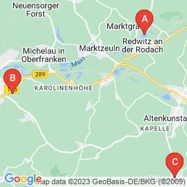 Standorte von Techniker Jobs in Weidhausen Bei Coburg - August 2018