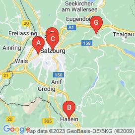 Standorte von SAP Jobs in Anif - Mai 2018