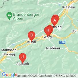 Standorte von 20+ Jobs in Kelchsau - Juli 2018