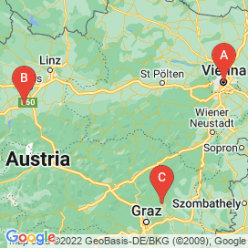 Standorte von Autogen Jobs  - Juli 2018